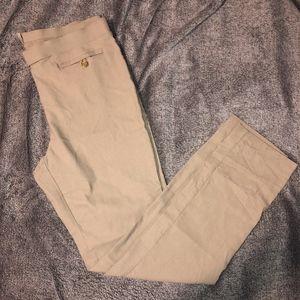 Anne Klein tan pants